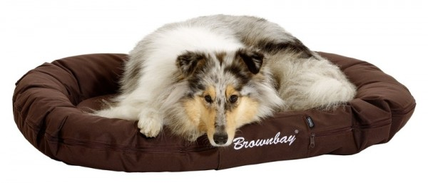 Hundekissen Brownbay -dunkelbraun-