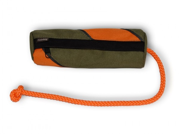 Firedog Snack Dummy -khaki/orange-