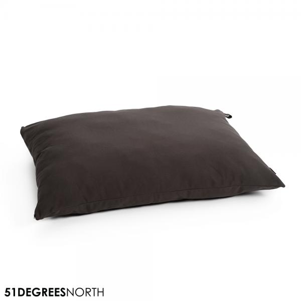 51DN Cotton Hundekissen - Dark Grey