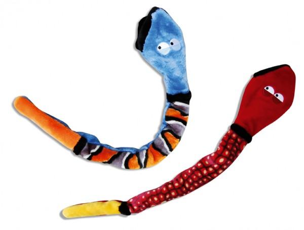 Kong Plush Snake - Plüsch Schlange