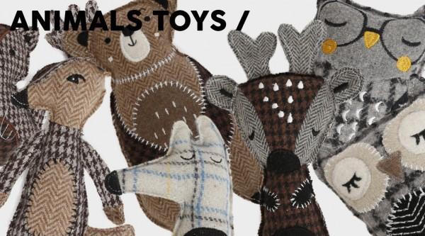 51DN Felt Toys
