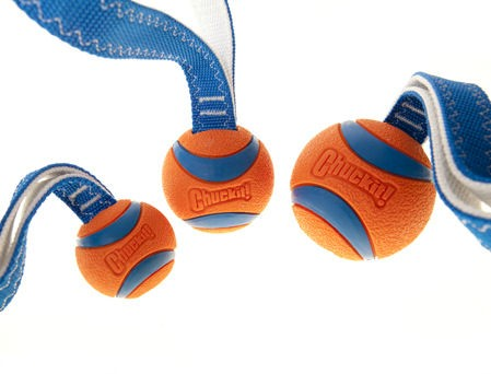 Chuckit! Ultra Tug - Ball mit Handschlaufe