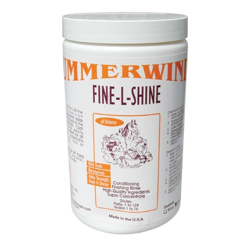 Summerwinds Fine-L-Shine Paste - Hochkonzentrierter Conditioner
