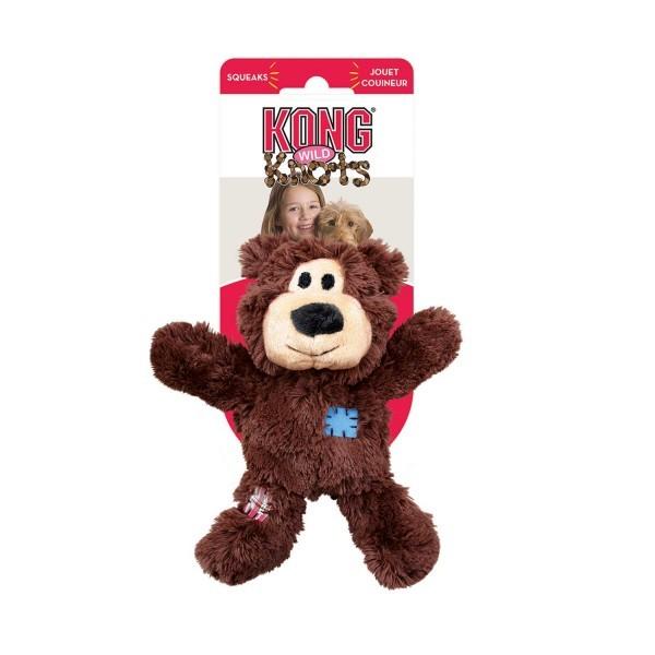 Kong Wild Knots Bears Braun