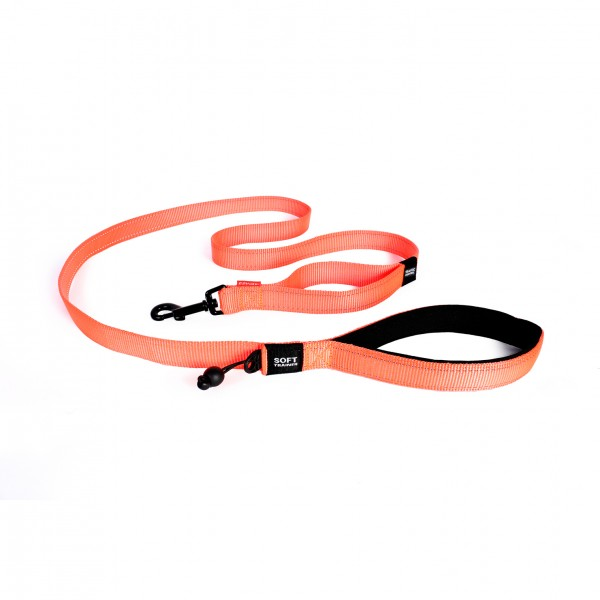 EzyDog Soft Trainer Hundeleine - orange