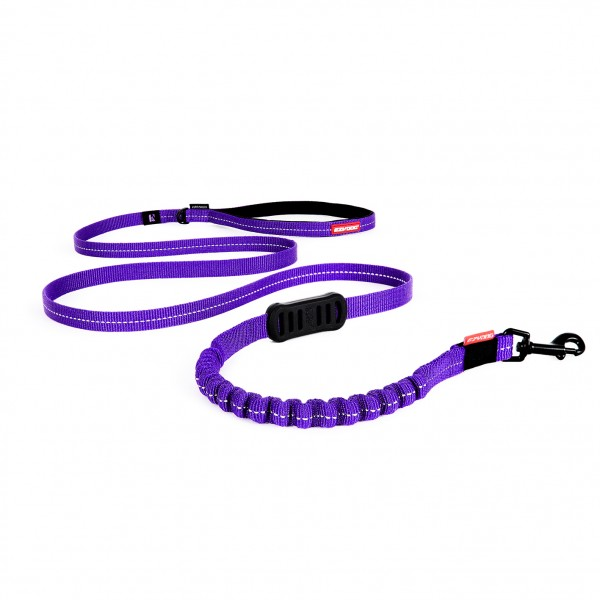 EzyDog Zero Shock Light Leine - purple