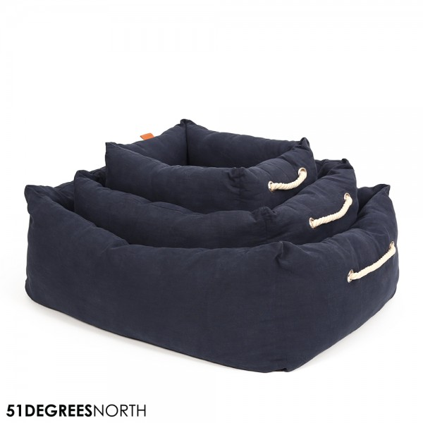51DN Nautical Softbed - Dark Blue