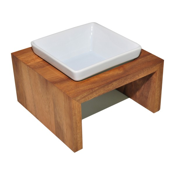 Replus Futterstation Meshidai True - Teak