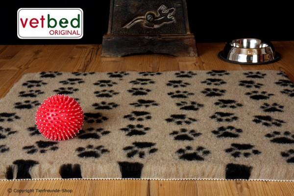 Original Vetbed Isobed SL -Paw beige -