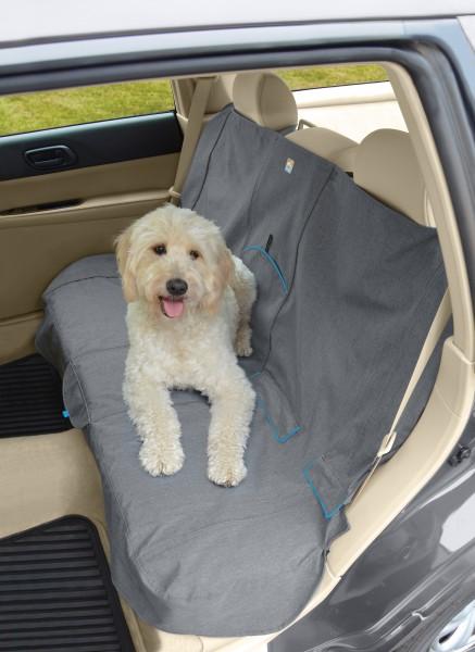 Kurgo Heather Bench Seat Cover Schutzabdeckung
