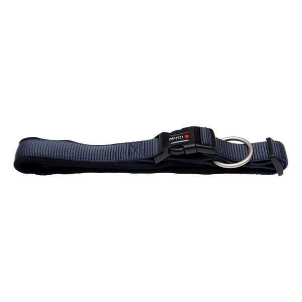 Wolters Hundehalsband Professional Comfort -graphit / schwarz-