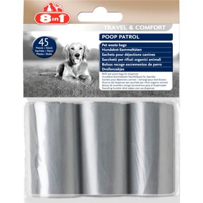 8in1 Poop Patrol Hundekot Sammeltüten