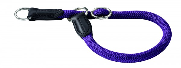 Hunter Tau-Hundehalsband Freestyle -violett-