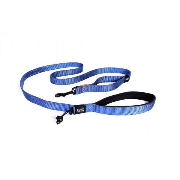 EzyDog Soft Trainer Hundeleine - blau
