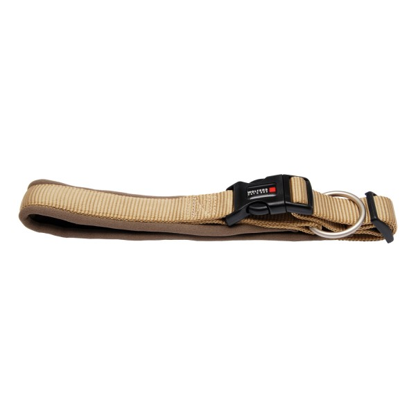Wolters Hundehalsband Professional Comfort -sand / braun-