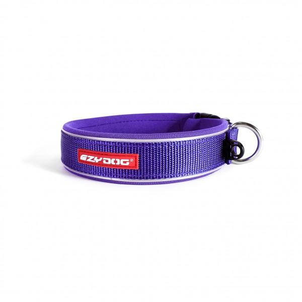 EzyDog Neo Classic Hundehalsband - purple