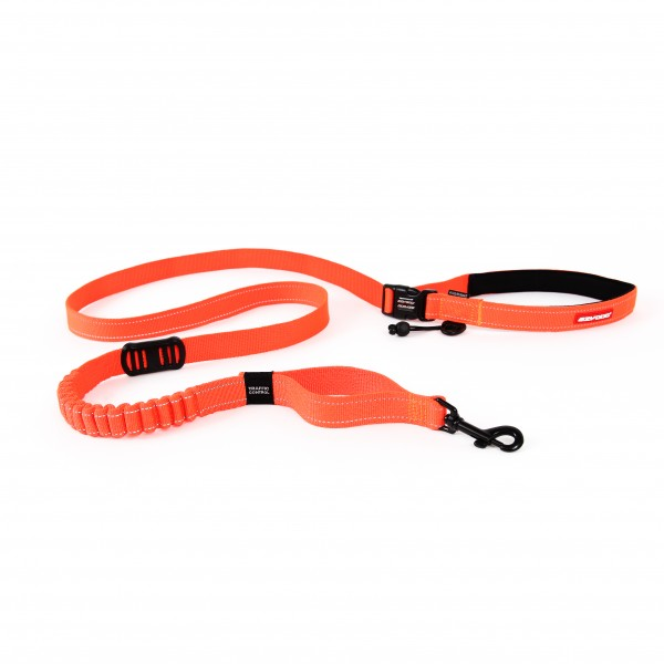 EzyDog Road Runner Joggingleine - orange