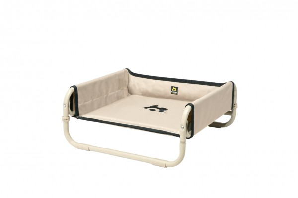 Maelson Soft Bed - faltbares Hundebett / Hundeliege - beige