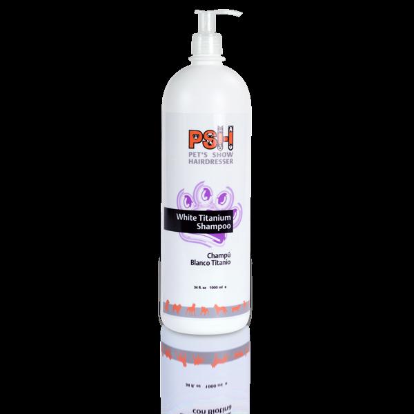 PSH Shampoo Blanco - Titan Weiß