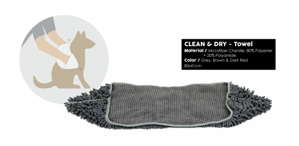51DN Clean & Dry Towel