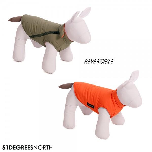 51DN Reversible Sportcoat - Orange/Green