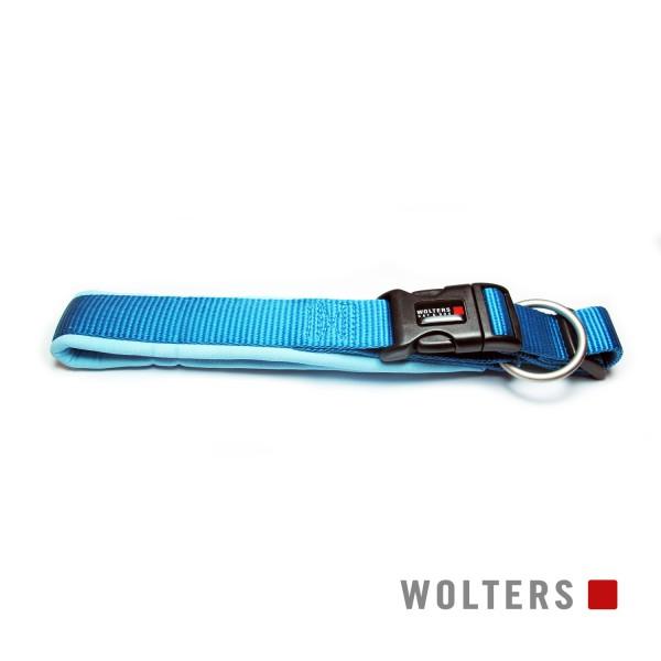 Wolters Hundehalsband Professional Comfort -aqua/ azur-