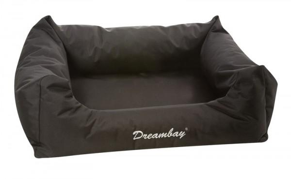 Hundebett Dreambay -schwarz-