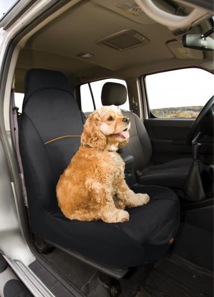 Kurgo CoPilot Schutzabdeckung Beifahrersitz- schwarz