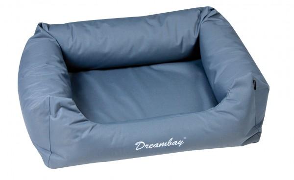 Hundebett Dreambay -grau-