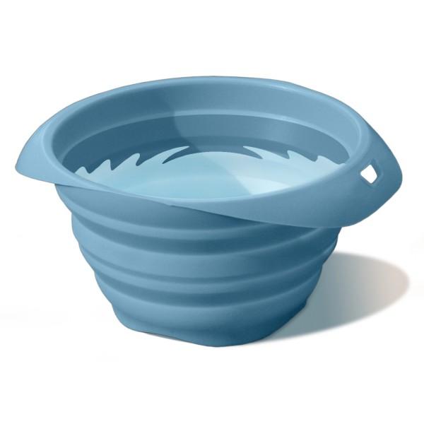 Kurgo Collaps-a-bowl Faltnapf - blau