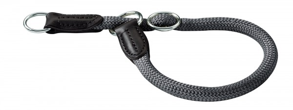 Hunter Tau-Hundehalsband Freestyle -grau-