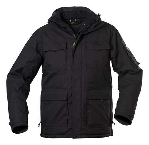 Owney Taraq Parka -unisex- Outdoorjacke -schwarz-