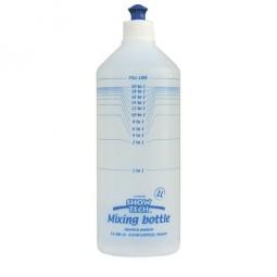 Mischflasche für Shampoo 1Liter