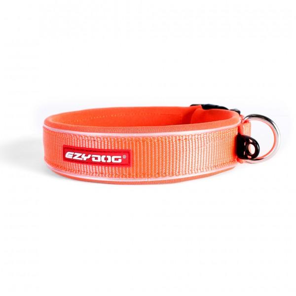 EzyDog Neo Classic Hundehalsband - orange