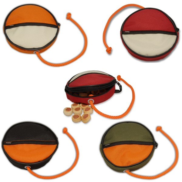 Firedog Snack Disc Dummy
