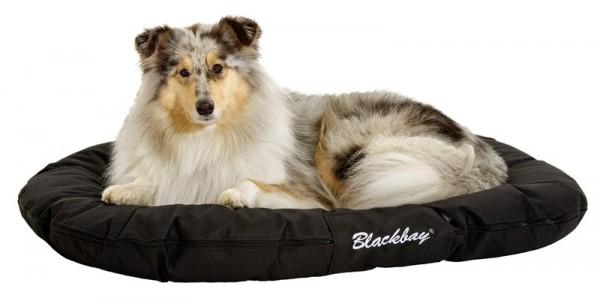 Hundekissen Blackbay -schwarz-