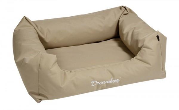 Hundebett Dreambay -sandfarben-