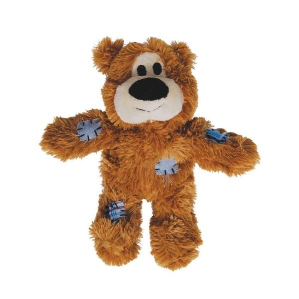 Kong Wild Knots Bears hellbraun