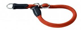 Hunter Tau-Hundehalsband Freestyle -terracotta-