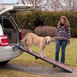 Pet Gear Travel Lite Hunderampe - 180cm x 40cm x 10cm